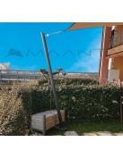 Ulisse - Palo per vele ombreggianti