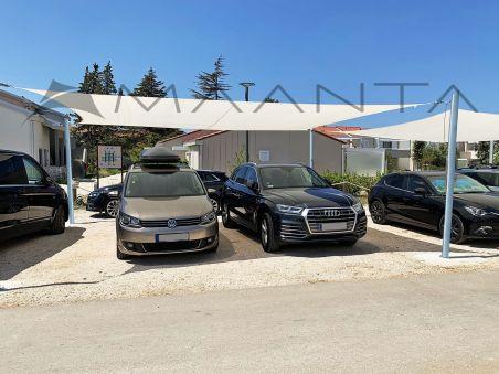 EasyShade Parking KIT Modulo Base