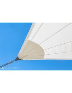 SolariA - La migliore vela ombreggiante con taglio radiale