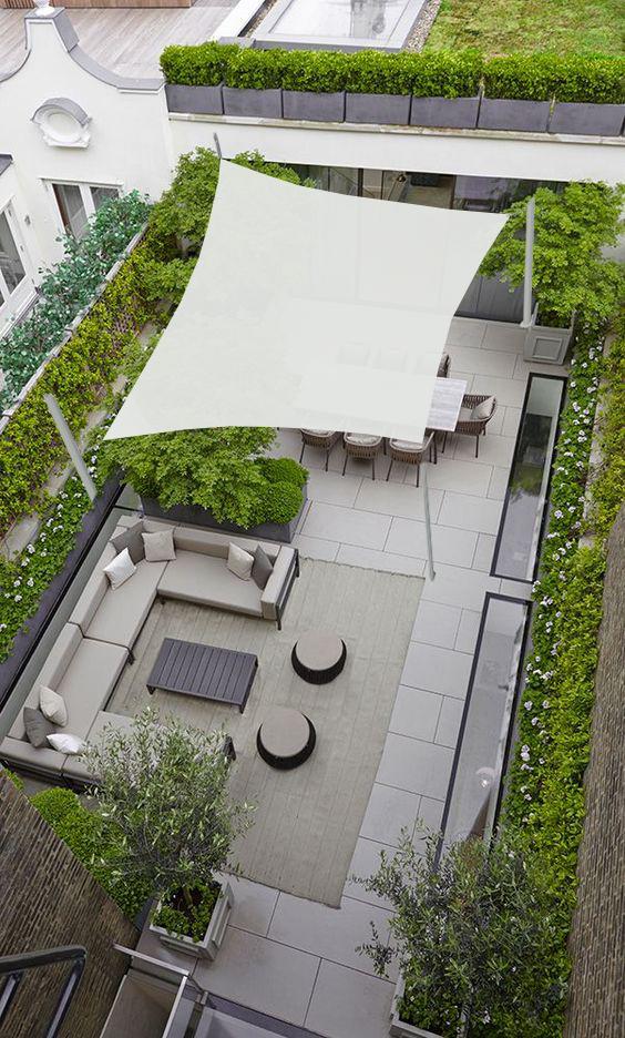 vele per terrazzi